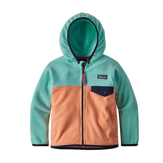 the best attitude f9b73 3dd76 Patagonia Kinder Baby Micro D Snap-t JKT Jacket: Amazon.de ...