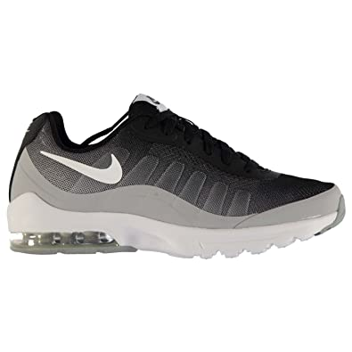 Formateurs Chaussures Nike Air Max Invigor Garçons Noir