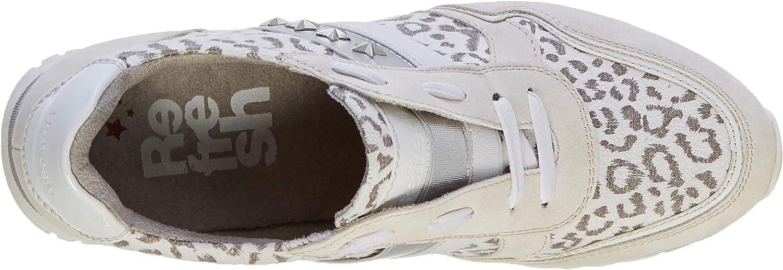 REFRESH 72249.0 Damessneakers Regulable