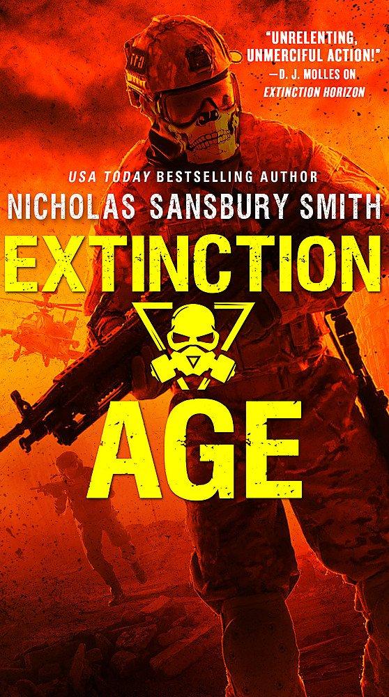 Read Online Extinction Age (The Extinction Cycle Book 3) pdf epub