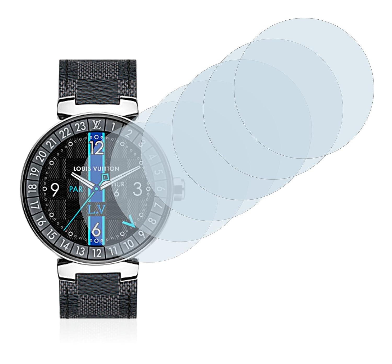 Savvies Film Protection décran Compatible avec Louis Vuitton Tambour Horizon [6 Pièces]: Amazon.fr: High-tech
