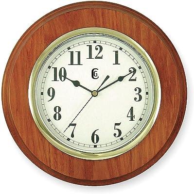 Amazon Com Best Pendulum Wall Clock Silent Decorative