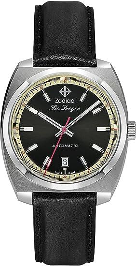 Zodiac Sea Dragon zo9910 reloj para hombres de