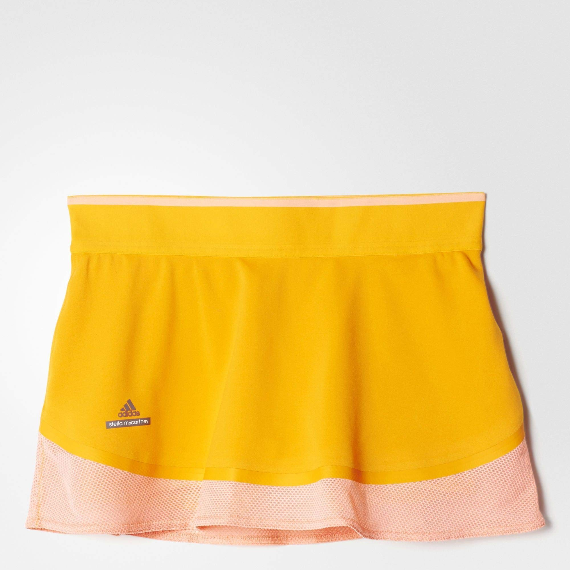 Adidas Stella McCartney Barricade Women's Skort Gold/Orange