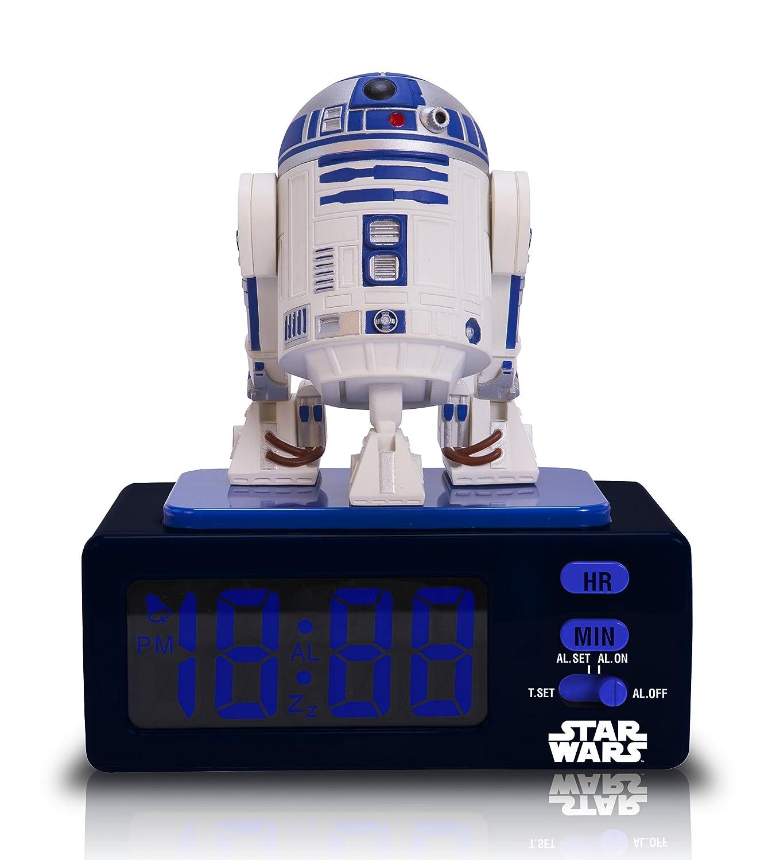 Star Wars 15209 R2-D2 Alarm Clock Jazwares