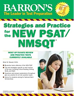 Printables Psat Math Practice Worksheets 3 new psat practice tests prep book 2016 edition 1 2 barrons strategies and for the psatnmsqt for