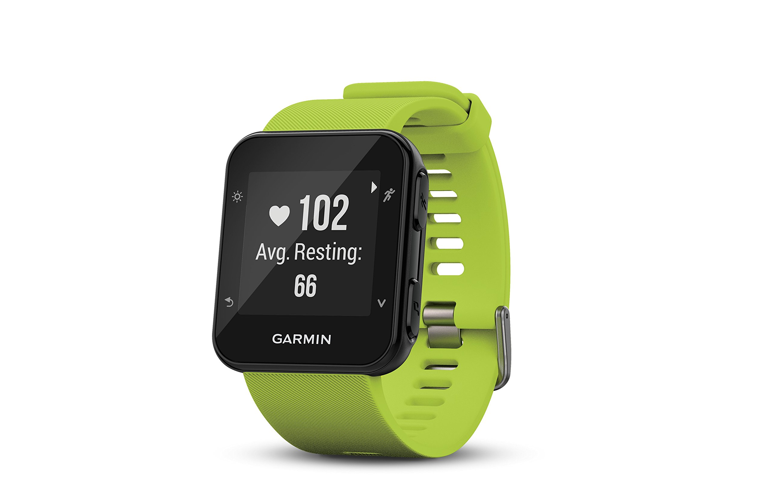 Garmin Forerunner 35, Easy-to-Use GPS Running Watch, Lime by Garmin