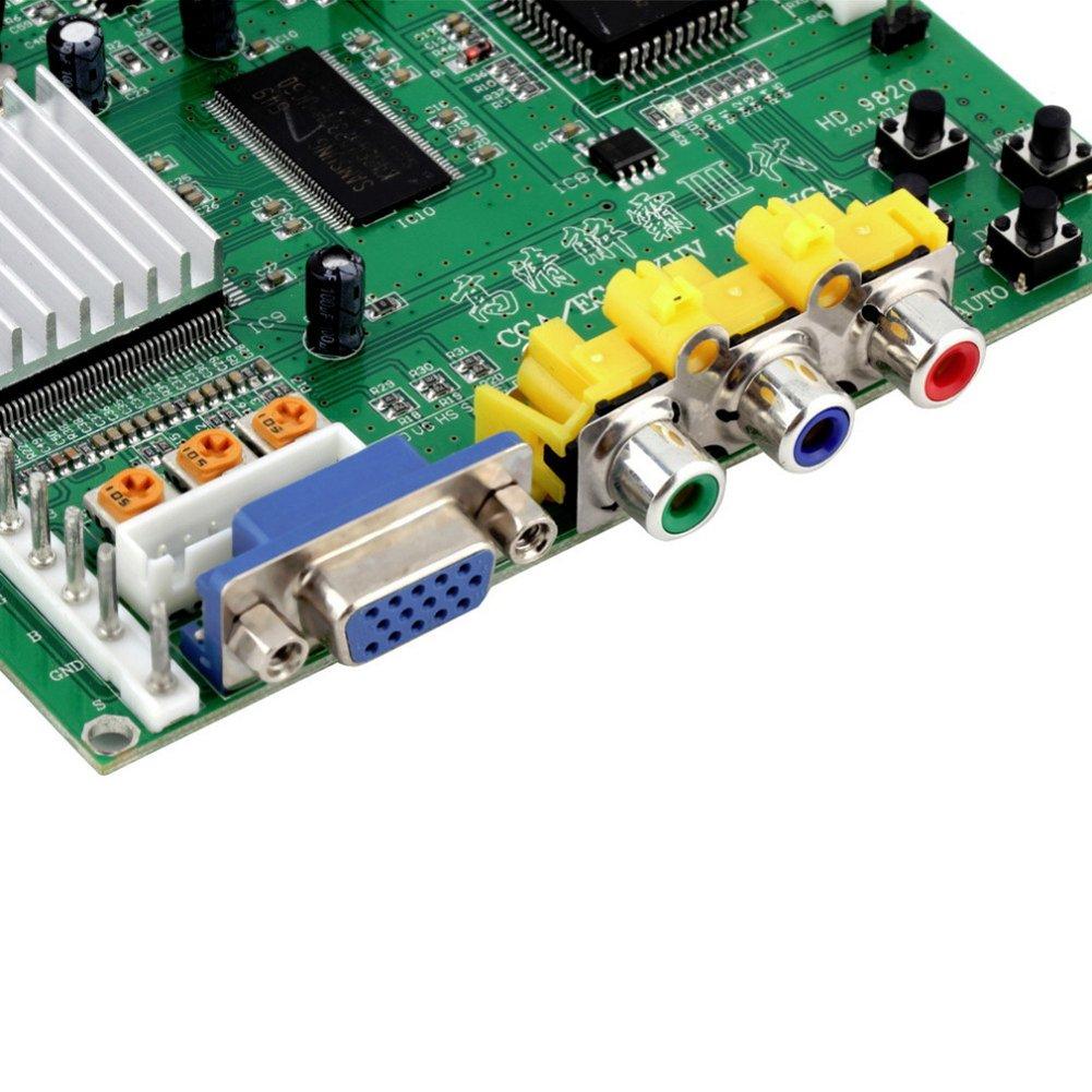 WinnerEco ARCADE GAME CONVERTER CGA/RGB/YUV/EGA to VGA GBS-8220 Promotion by WinnerEco (Image #7)