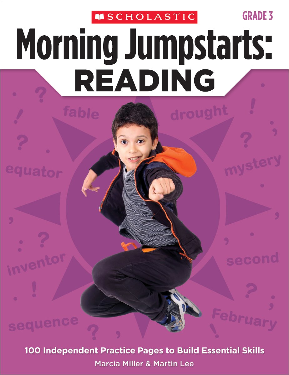 Morning Jumpstarts Independent Practice Essential