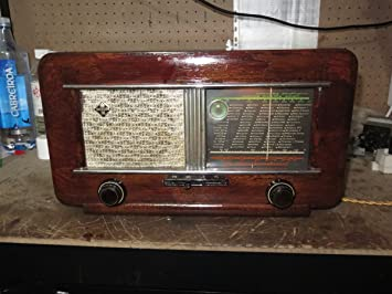 ANTIGUA RADIO INGELEN COLUMBUS 52W 1951: Amazon.es ...