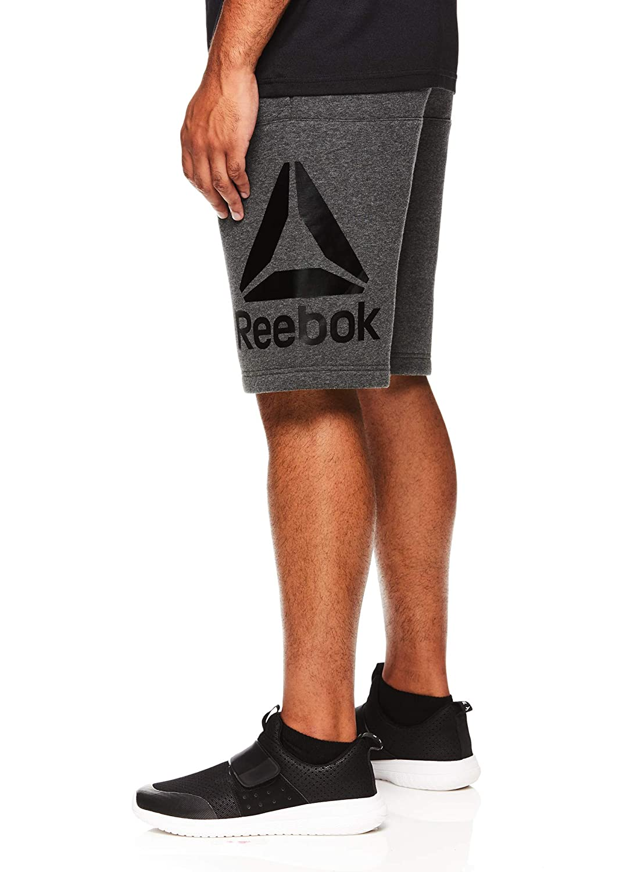 Reebok SHORTS メンズ B07DXC9651 1X|Grey Low Lift Grey Low Lift 1X