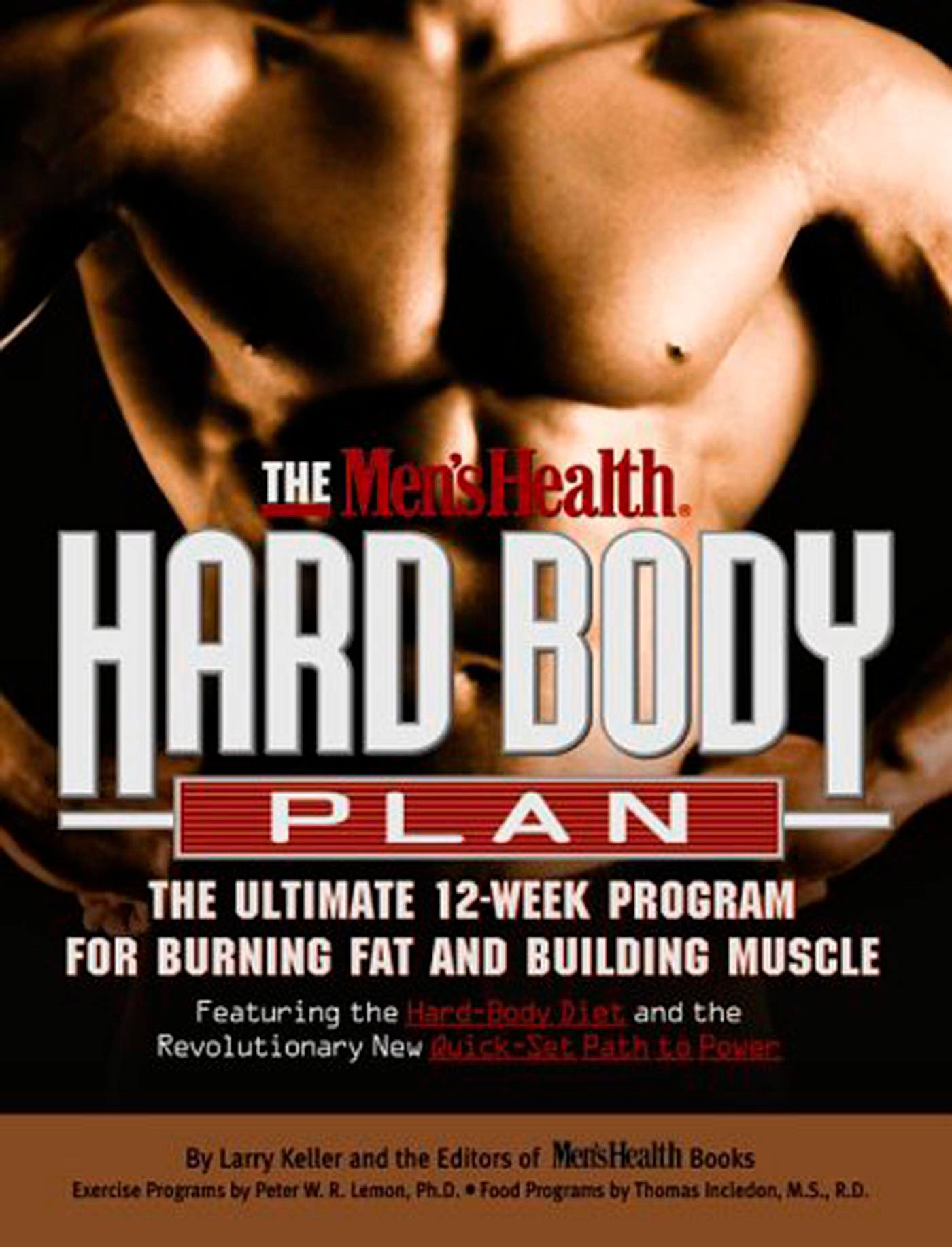 The Men's Health Hard Body Plan : The Ultimate 12-Week Program for Burning Fat and Building Muscle ebook