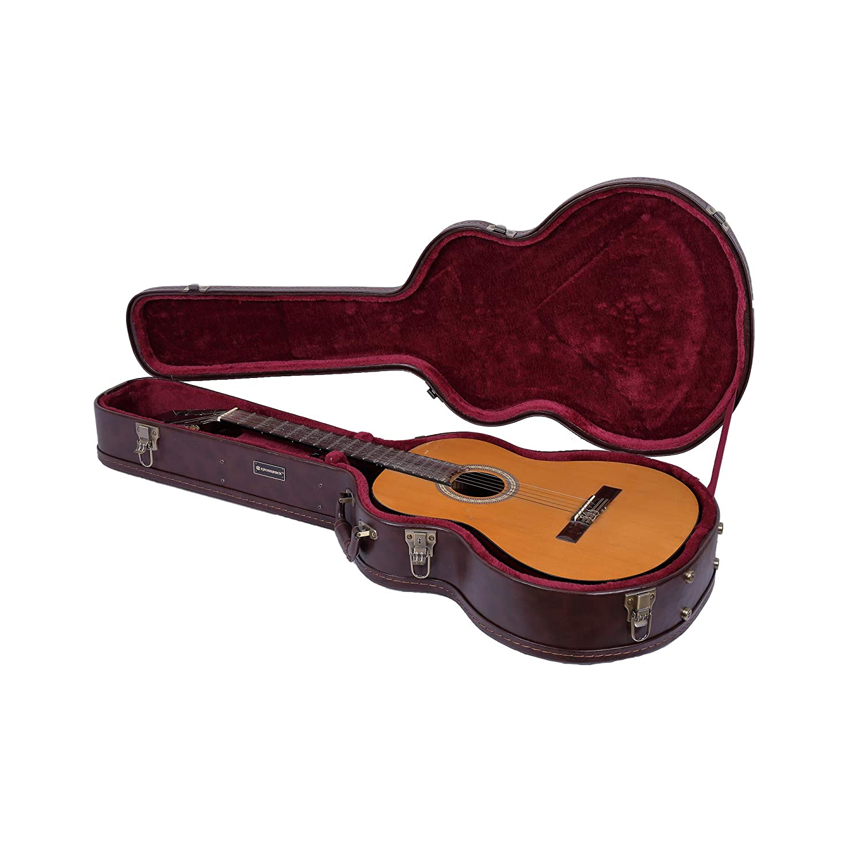 Amazon.com: Crossrock - Funda para guitarra clásica 4/4 ...