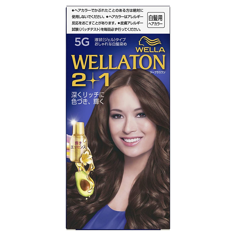 ウエラトーン2+1 液状タイプ 5G [医薬部外品] ×6個 B07GKJZGHW