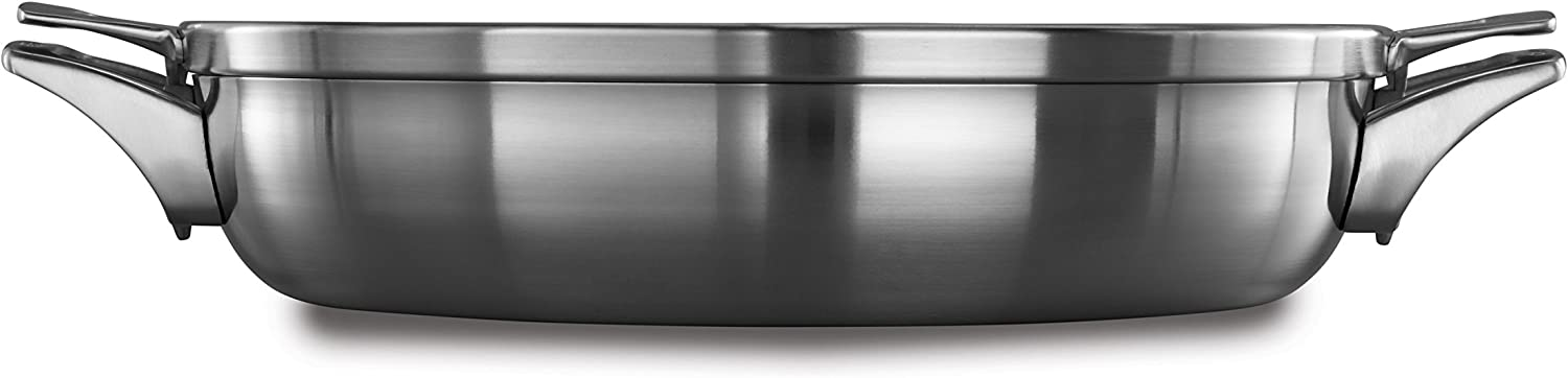 Calphalon Premier Space Saving Stainless Steel 12