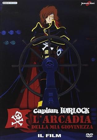 Capitan Harlock L'Arcadia della Mia Giovinezza [Standard Edition DVD]