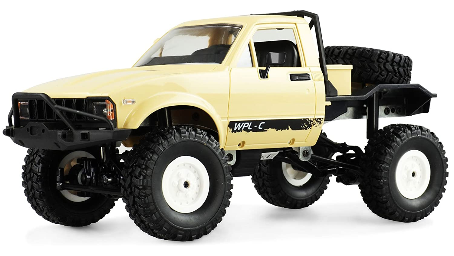 Amewi 22326 Pick Up Truck 4 WD 1  16 RTR veicolo, Sand colorei