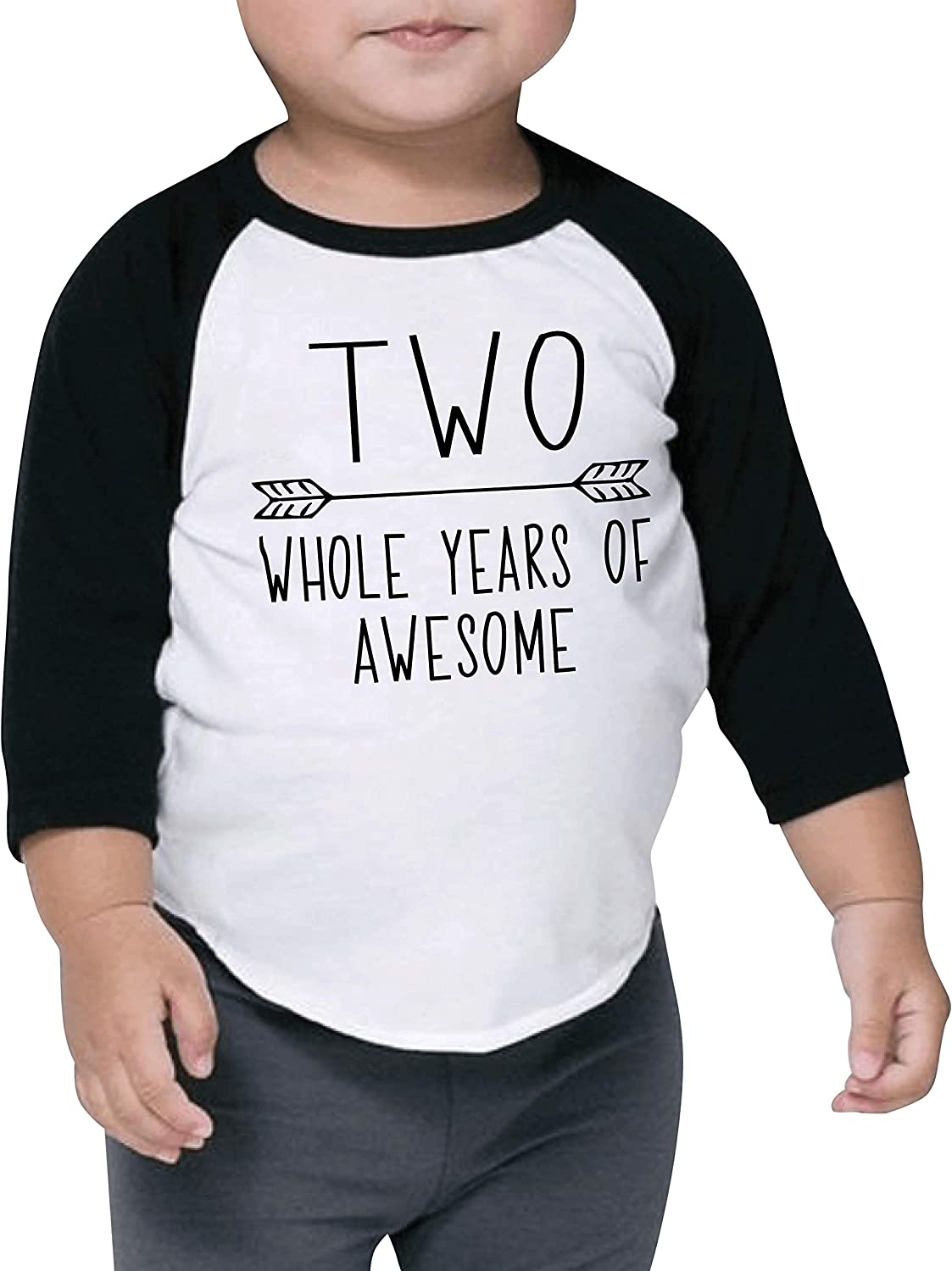 Awesome Boys Are Born In December Birthday Gift Toddler//Infant Kids T-Shirt Boy