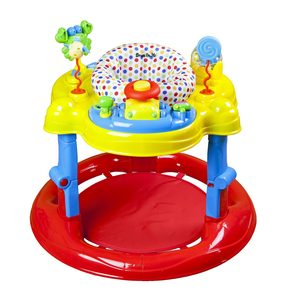 B00HB86DFU Dream On Me Spin Musical Activity Center Red 71jUwXKmhoL._SL1200_