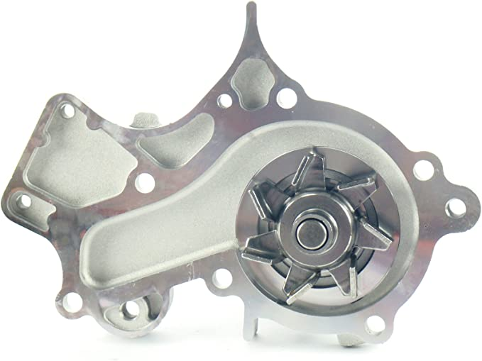 MOCA 165-1160 Engine Water Pump Kit for 89-98 Suzuki Sidekick 96-98 Suzuki X-90 1.6L SOHC 89-97 Geo Tracker 89-98 Chevrolet Tracker