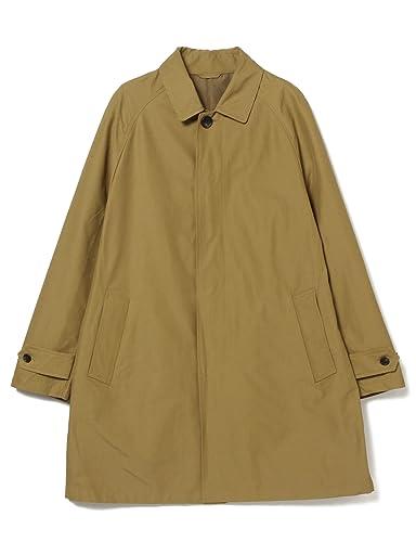 Grosgrain Balmacaan Coat 51-19-0188-819: Beige