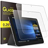 IVSO Asus Transformer Mini T103 Tablet Tempered-Glass Screen Protector,[Scratch-Resistant] [No-Bubble Easy Installation] for Asus Transformer Mini T103 Tablet (2pcs)