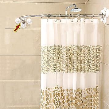 LWFB Barra para cortina de ducha / Acero inoxidable ...