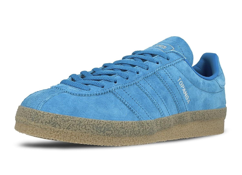 Adidas Originals Topanga Herren Turnschuhe Blau, 38