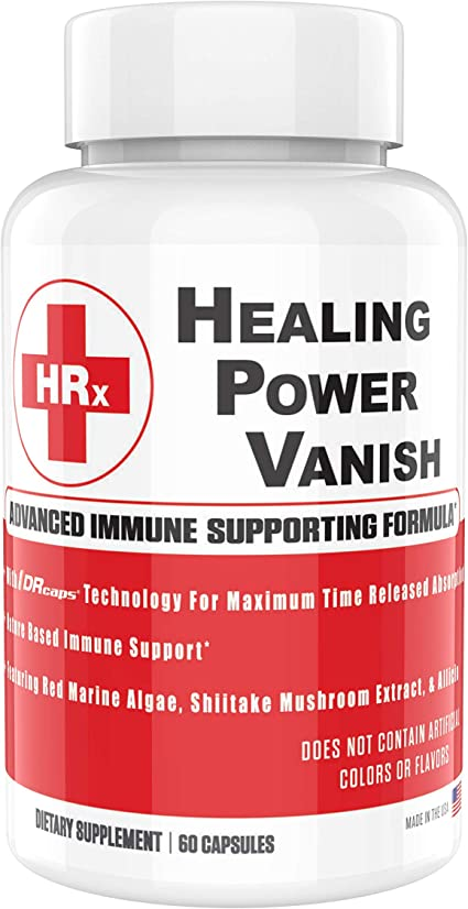 Amazon.com: Healing Power Vanish HPV Immune Support ...