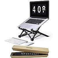 NEXSTAND Plegables | Ajustable Escritorio de Regazo con Funda de Nylon para portátil y computadora portátil for MacBook…
