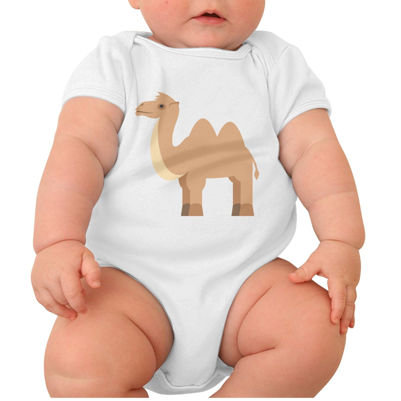 Amazon.com: Camel - Traje de bebé de manga corta con diseño ...