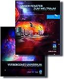 Unser Fenster zum Weltraum/Verborgenes Universum: 2 Bände