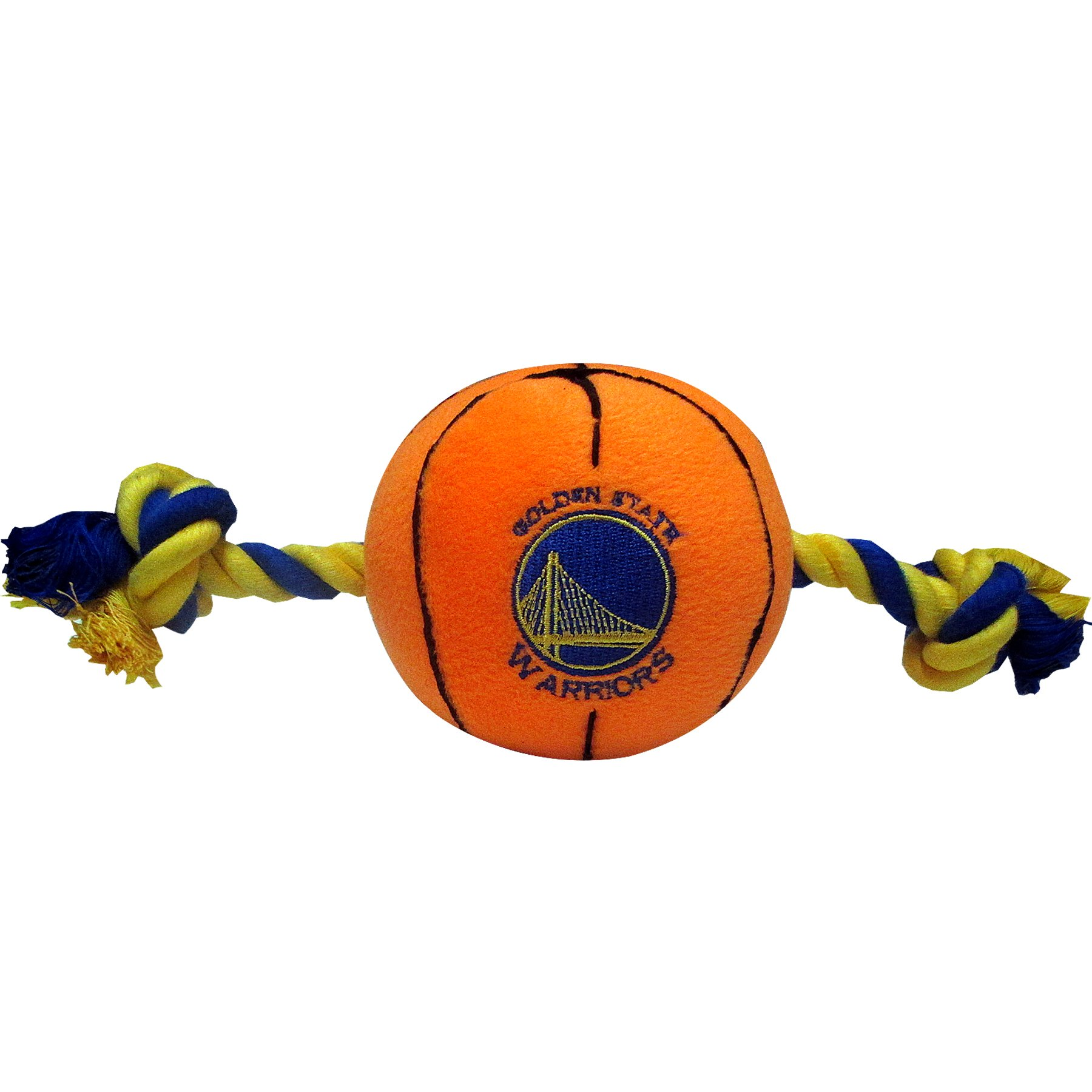 Pets First Golden State Warriors Dog Basketball Toy
