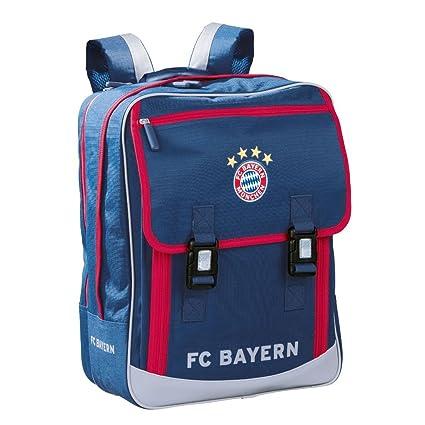 Mochila Escolar Classic/mochila FC Bayern Múnich Munich – Funda/Sac à Dos/