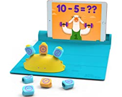 Plugo Count by PlayShifu - Math Games with Stories & Puzzles for 5-10 Years - Educational STEM Kids Toys with Addition, Subtr