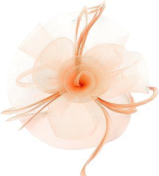 Serre-Tête Fleur Chapeau Bibi Alice Band mariages Femmes jour de course Royal Ascot