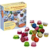 Städter - Molde/Cápsulas bombones de chocolate, cápsulas de aluminio