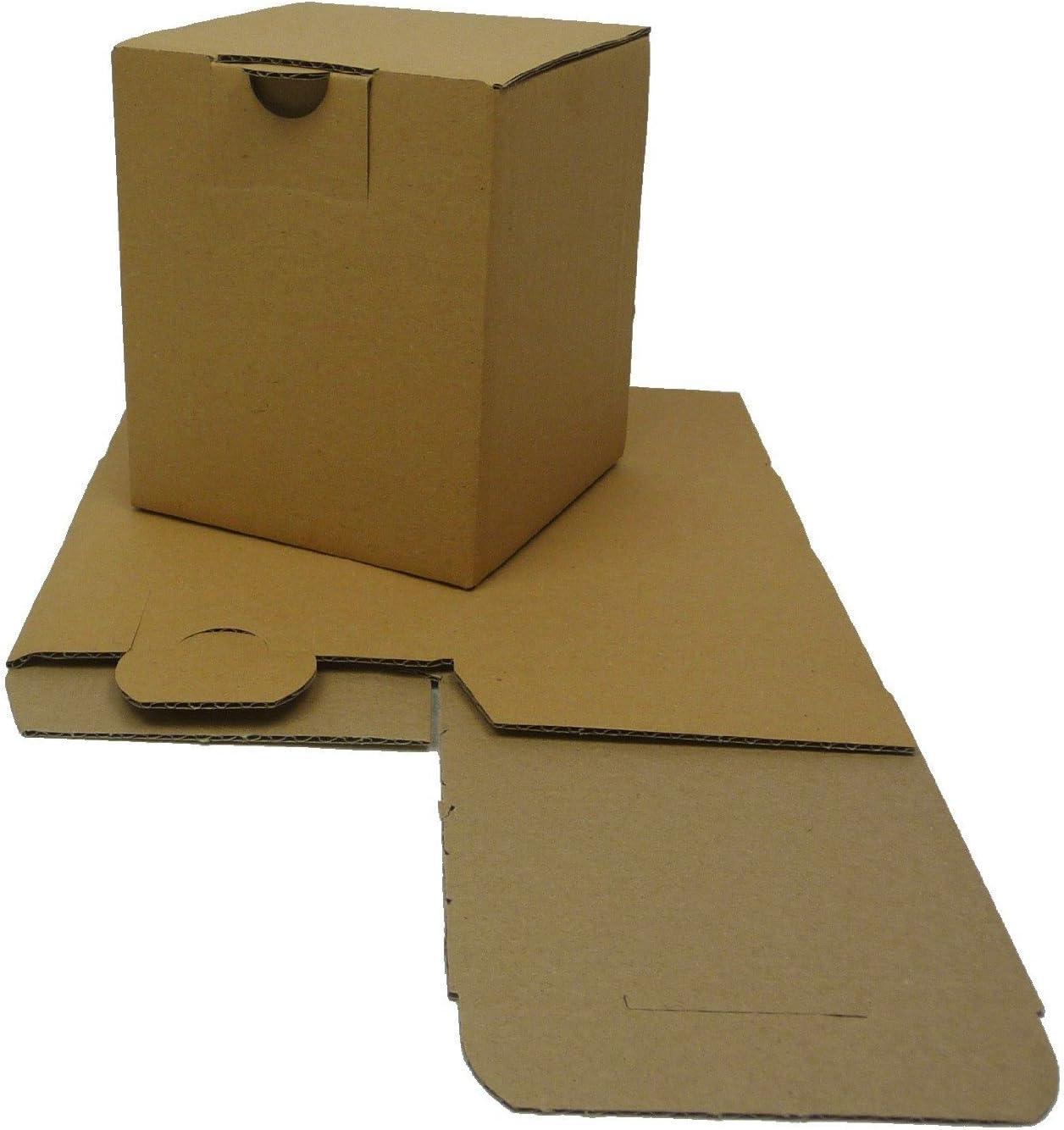 120 Stück Tassenkartons 125 x 125 x 148