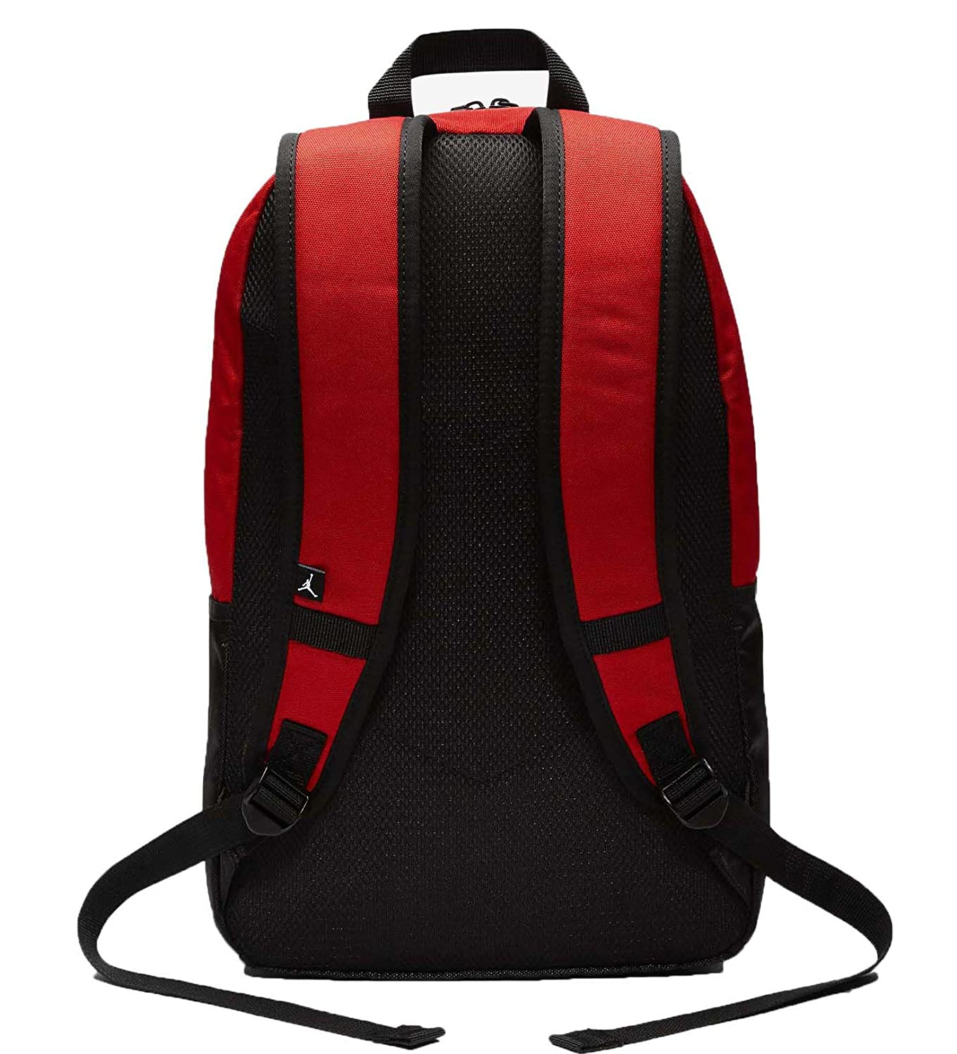 e635b03a9584 Nike AIR Jordan Backpack ISO Pack (Black Gym Red)  Amazon.co.uk  Clothing