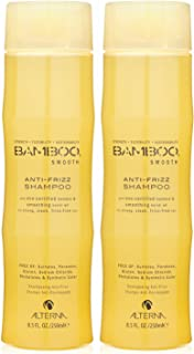 product image for Bamboo Smooth Anti-Frizz Shampoo, 8.5-Ounce (2-Pack)