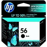 HP 56 | Ink Cartridge | Black | C6656AN