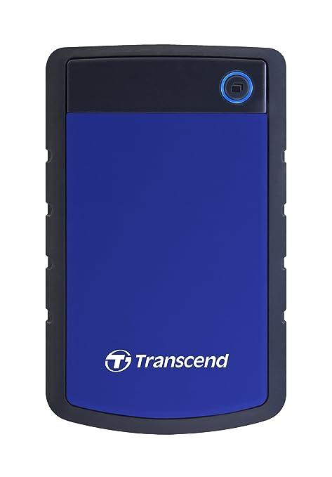 "148 opinioni per Transcend StoreJet2.5"" H3B Hard Disk Esterno 2TB, Blu"