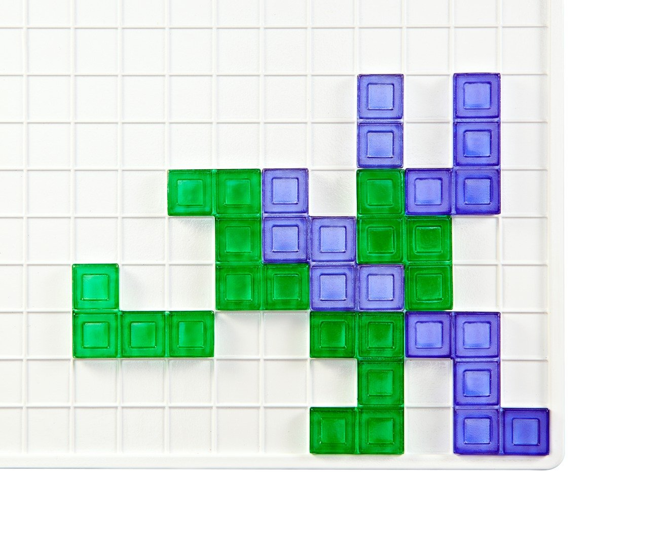Blokus Strategy Game by Mattel Games (Image #3)