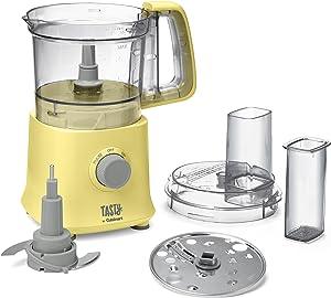 TASTY By Cuisinart Mini Processor, Yellow