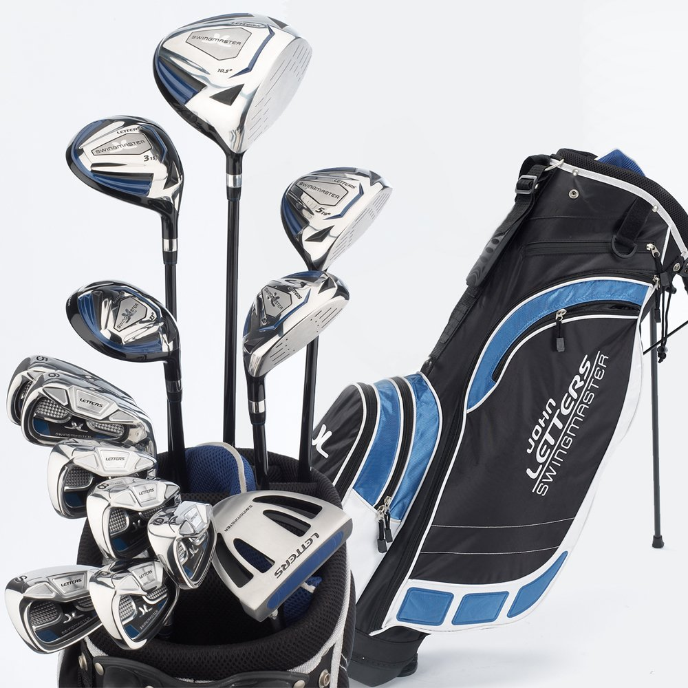 John Letters JLPACK10 - Juego completo de palos de golf ...