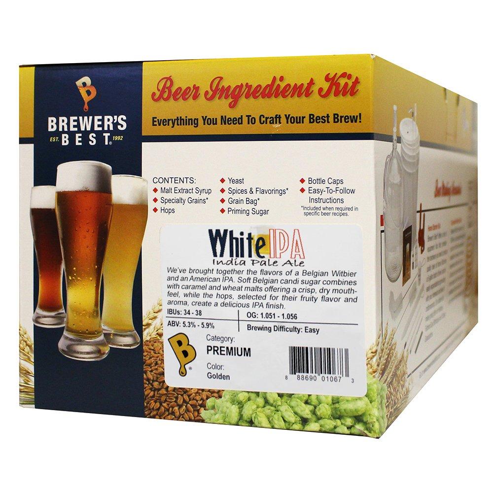 Brewer's Best White IPA Ingredient Kit 5 Gallon