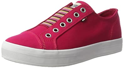 Tommy Hilfiger N1385ice 2d2, Sneakers Basses Femme, (Virtual Pink 615), 37 EU