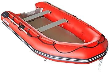Saturn 12 ft SD365 Inflatable Sport Motor Boat Dinghy Raft Tender