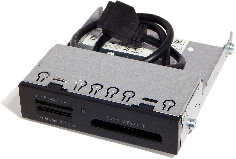 HP 14-in-1 USB 2/3 3.5 inch Media Card Reader 698661-002 MCR15IN1-U2U3