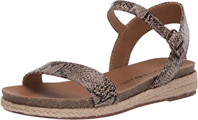 Lucky Brand Kids Casual Low Sandal Platform